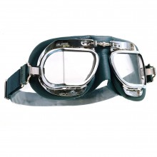 Mark 49 Goggles - Green Leather