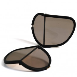 Lenses for Mark 4-49 Goggles - Smoke
