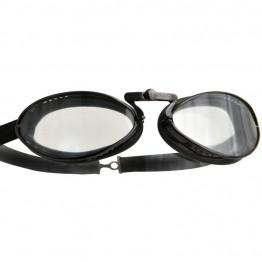 Aviator Retro Goggles - Gunmetal