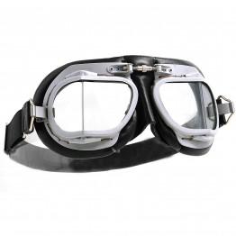 Mark 9 Goggles - Vintage Black Leather