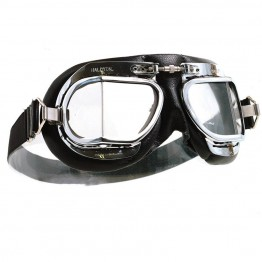 Mark 49 Goggles - Black Leather