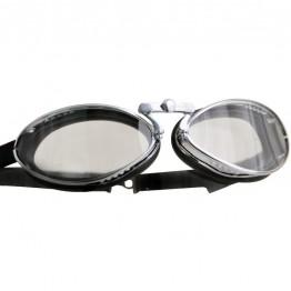 Aviator Retro goggles - Chrome