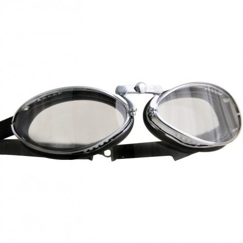 Aviator Retro goggles - Chrome image #1