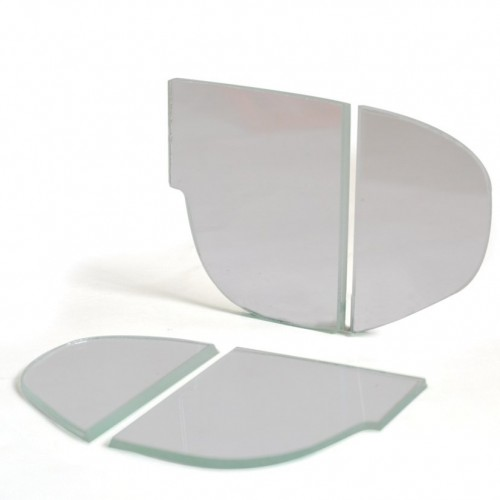 Lenses for Climax 521 Goggles - Clear image #1