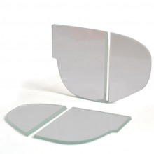 Lenses for Climax 521 Goggles - Clear