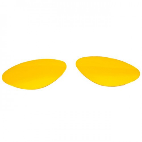 Lenses for Aviator Retro Goggles - Yellow image #1