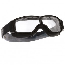 Aviator Pilot Goggles - Gunmetal