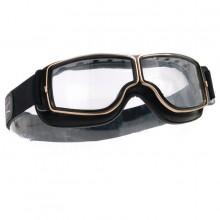 Aviator Pilot Goggles - Gold