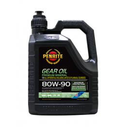 Penrite Gear Oil 80w-90 - 5 Litres