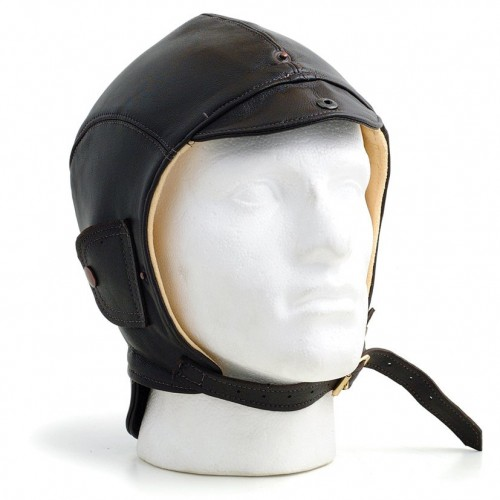 Spitfire Leather Flying Helmet (Brown) image #1