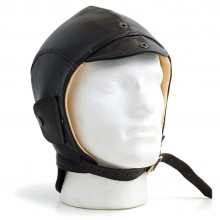 Spitfire Leather Flying Helmet (Brown)