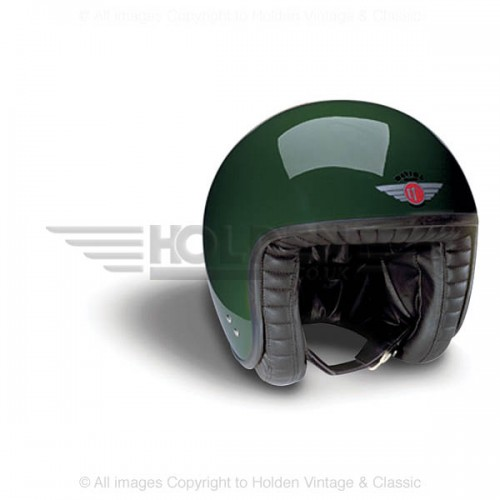 Davida Jet Helmet Green M  58 image #2