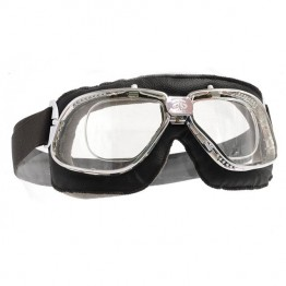 Nannini Roadstar Goggles - Black