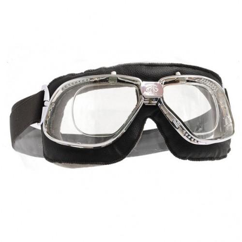 Nannini Roadstar Goggles - Black image #1