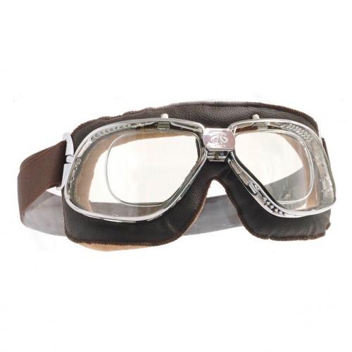 Nannini Roadstar Goggles - Brown image #1