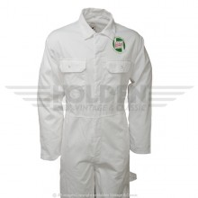 Team Castrol Classic White Mechanics Overalls