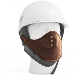 Face Mask for Davida Classic - Brown
