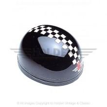 Davida Classic Helmet Black/White S