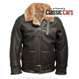 Holden Aviator Flying Jacket Made to Measure