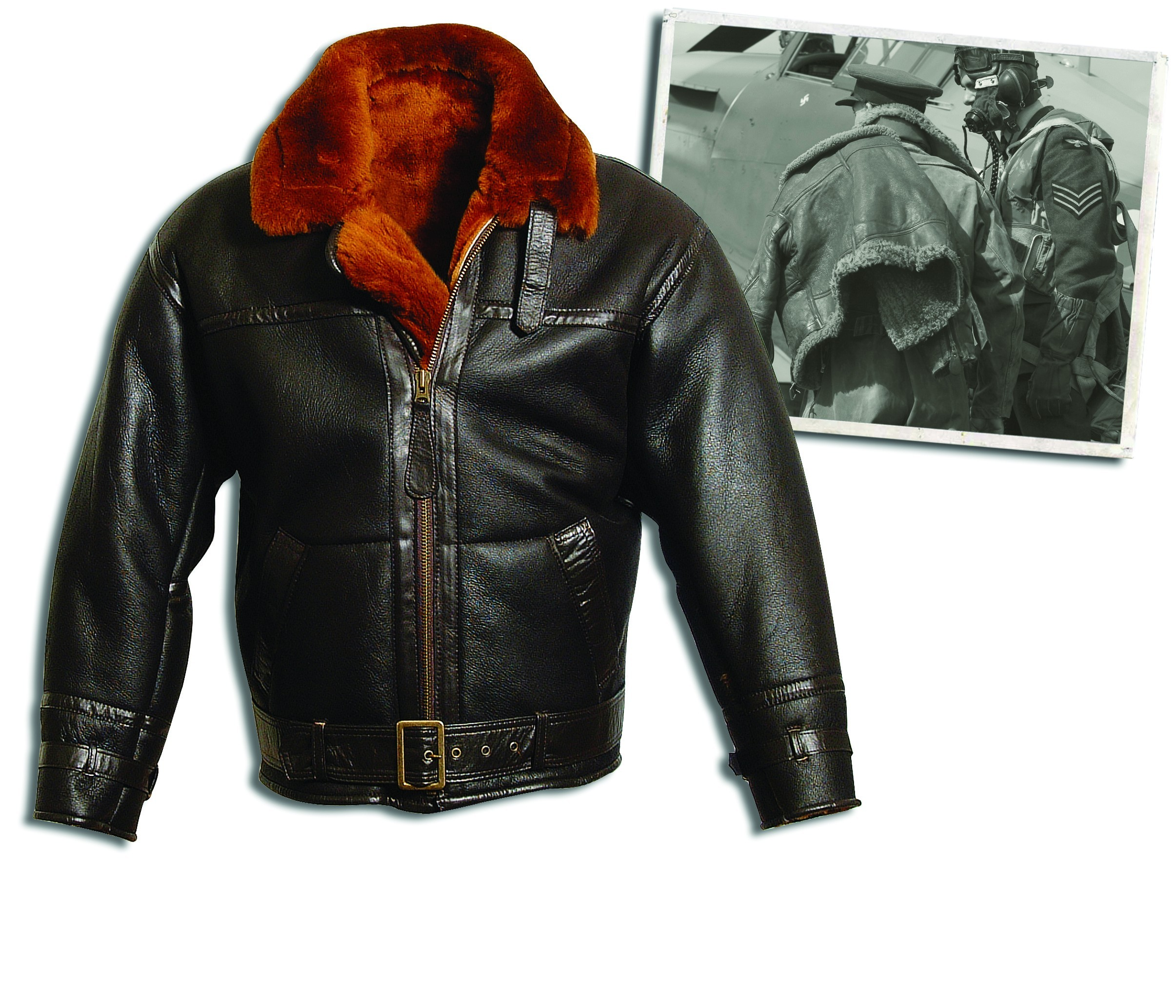 Holden Aviator Flying Jacket (Ladies) image #3
