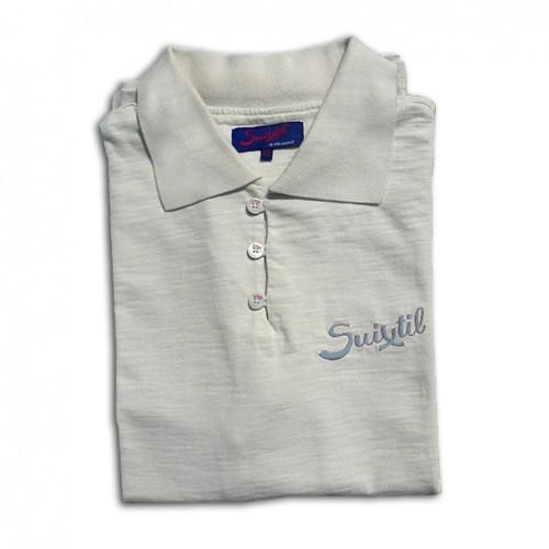 Suixtil Rio Polo Shirt - Steel Grey