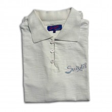 Suixtil Rio Polo Shirt - Steel Grey