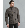 Belstaff Mcgee Wax Cotton Jacket - Black/Brown image #2