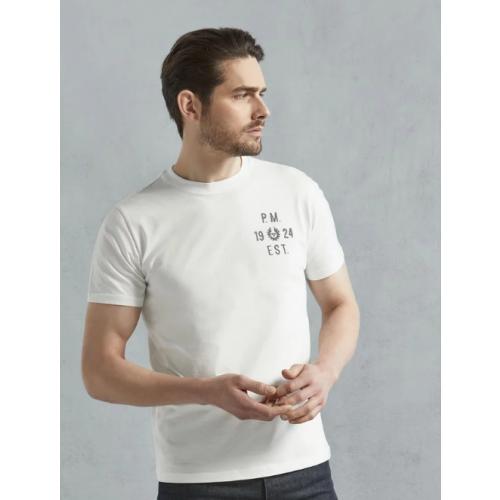 Belstaff Mccallen T-Shirt - Off White image #1
