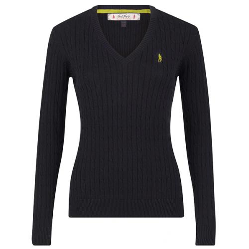 Katie Sweater by Jack Murphy - Heritage Navy image #1