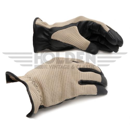Grand Prix Driving Gloves - Black