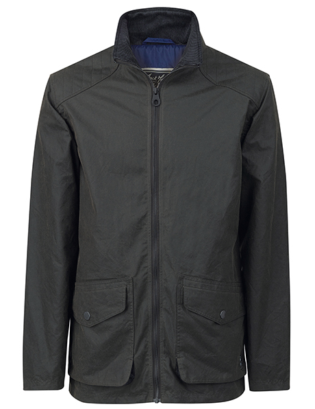 Christian Wax Jacket by Jack Murphy - Olive image #1