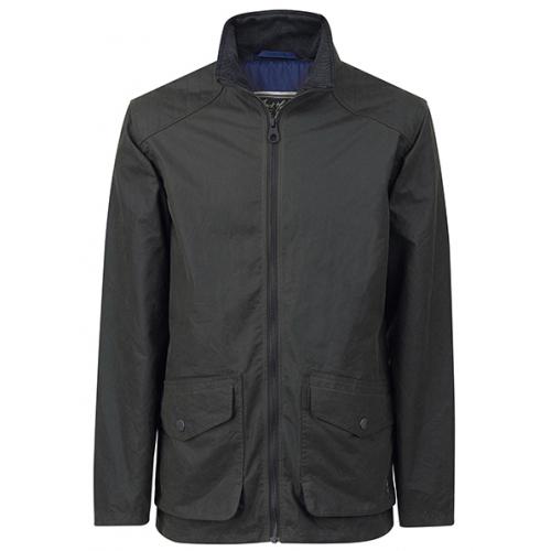 Christian Wax Jacket by Jack Murphy - Olive image #1
