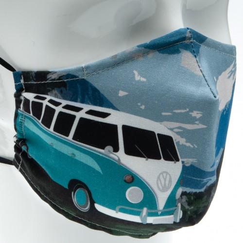 VW Camper Adult Face Mask