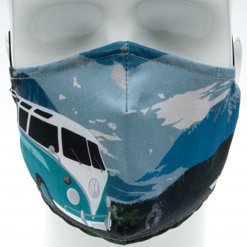 Camper Adult Face Mask image #1