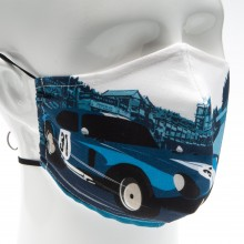 AC Cobra Adult Face Mask