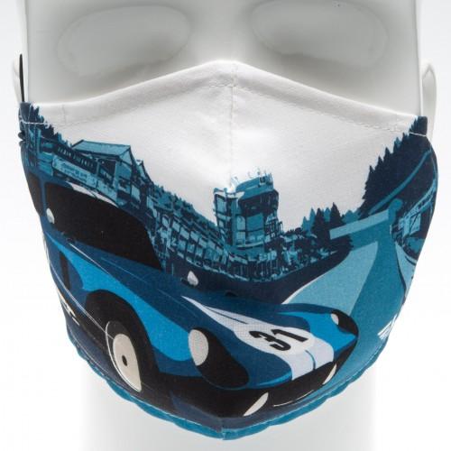 AC Cobra Adult Face Mask image #2