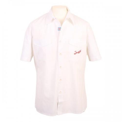 Brescia Racing Shirt - Pure White image #1