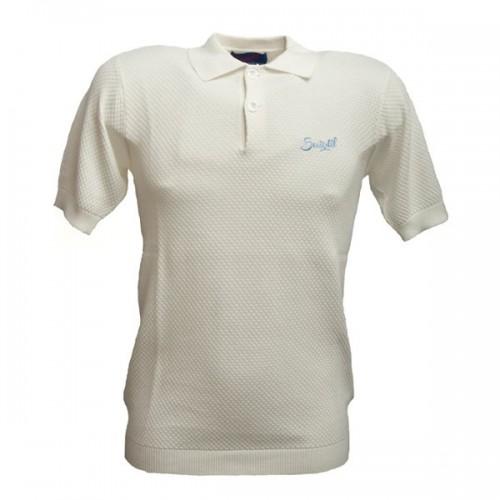 Suixtil Nassau Polo - Ice White image #1