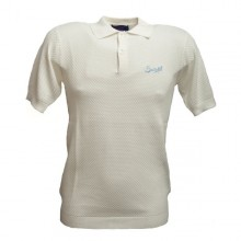 Suixtil Nassau Polo - Ice White