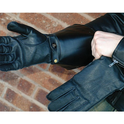 Leather Gauntlets image #2