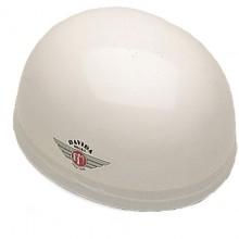 Davida Classic Helmet White