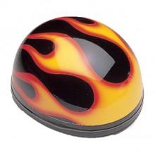 Davida Classic Helmet Black/Flame S 54-58