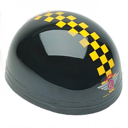 Davida Classic Helmet Black/Yellow S 54-58 image #1
