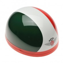 Davida Classic Helmet Green/White/Red S 54-58