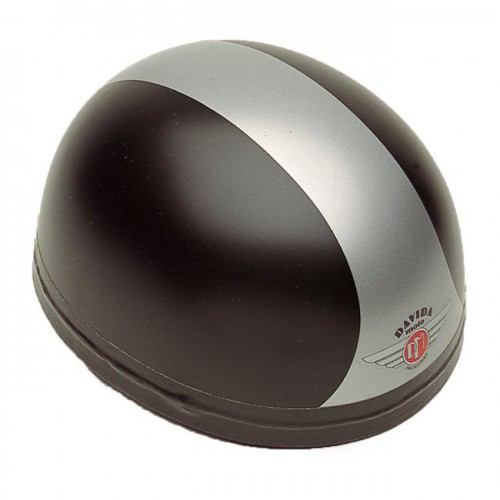 Davida Classic Helmet Black/Silver S 54-58 image #1