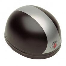 Davida Classic Helmet Black/Silver S 54-58