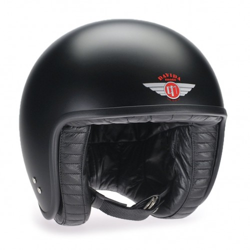 Jet Helmet Matt Black image #1