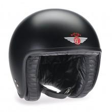 Jet Helmet Matt Black