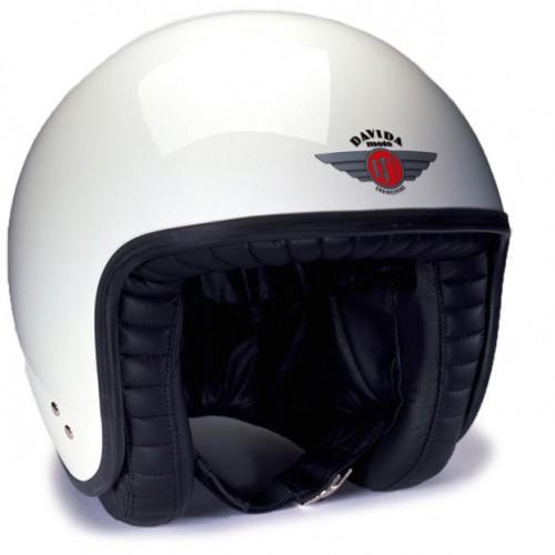 Jet Helmet White image #1