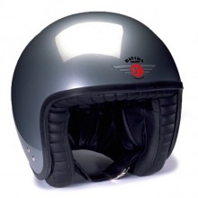 Davida Jet Helmet Silver XL 62